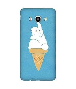 Bunny Ice Cream Samsung Galaxy J7 Case