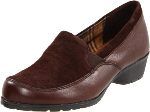 Naturalizer Women's Hurdle Flat,Tmpndlthroxbn,9 M US
