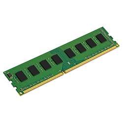 キングストン Kingston デスクトップ PCメモリ DDR3-1600 (PC3-12800) 8GB CL11 1.5V Non-ECC DIMM 240pin KVR16N11/8/FP5 (FFP) 永久保証
