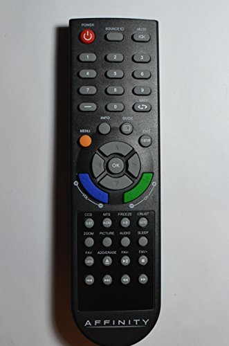 affinity-lcd-led-tv-dvd-combo-remote-control-original-supplied-with-models-le2459d-le2359d