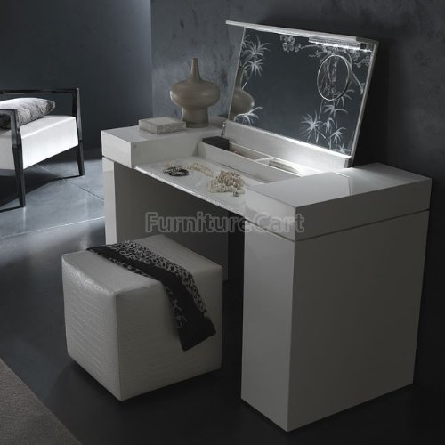 Rossetto T412700000068 White Nightfly Dressing Table T4127000000