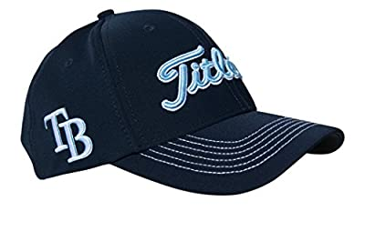 Titleist Tampa Bay Rays MLB 2016 Stretch Fit Hat