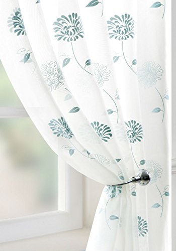 pannello-in-voile-sheer-aqua-teal-crema-dianto-flower-net-sheer-tenda-a-pannello-dimensioni-turquois