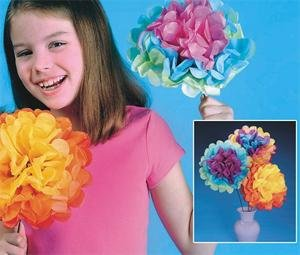 Buy Tissue Flower Jumbo Group Pack (Pk/84)