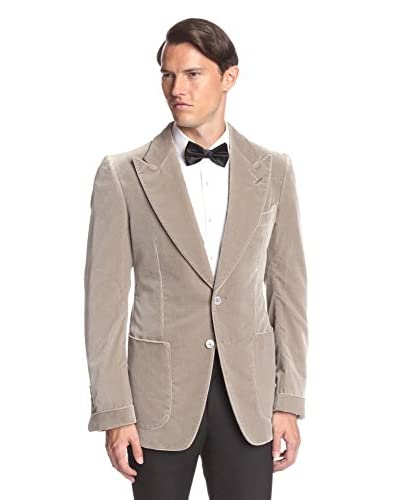 TOM FORD Men's Velvet Sportcoat
