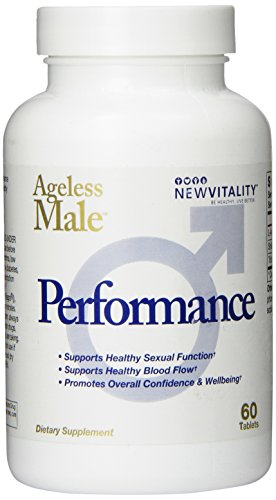 New Vitality Ageless Male Tablets, 60 Count