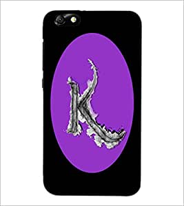 PrintDhaba GRANDbet K D-2518 Back Case Cover for HUAWEI HONOR 4X (Multi-Coloured)