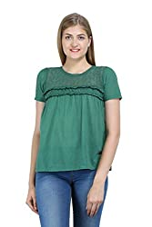 BAINY Soft Green Top