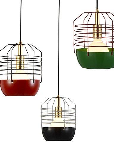 buona-lampada-artistica-mini-spider-web-ciondolo-lampada-1-luce-moderna-semplicita-finitura-nero-bia