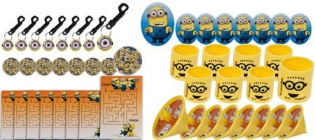Party Supplies 48pc