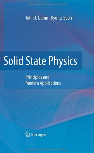 Solid State Physics: Principles and Modern Applications