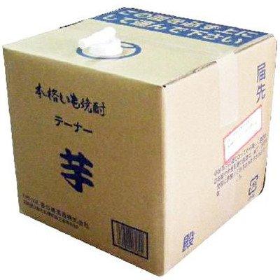 櫻の郷醸造 芋の輝き 25度 18リットルキュービーテナー [芋焼酎]