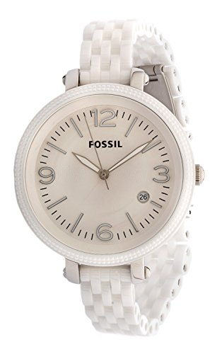 Fossil Women Watch Ceramic white CE1076