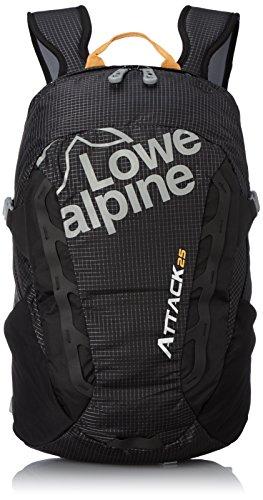 lowe-alpine-attack-sac-a-dos-de-randonnee-25-l-noir-black-tangerine