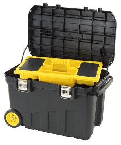 Stanley Consumer Storage 029025R 24 Gallon Mobile Chest