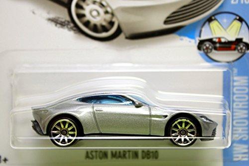 ホットウィール 2016 #112 スペクター 007 アストン マーティン DB10 Spectre Silver [並行輸入品]