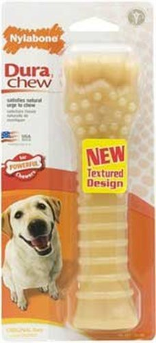 Nylabone Dura Chew Bone dog toy review