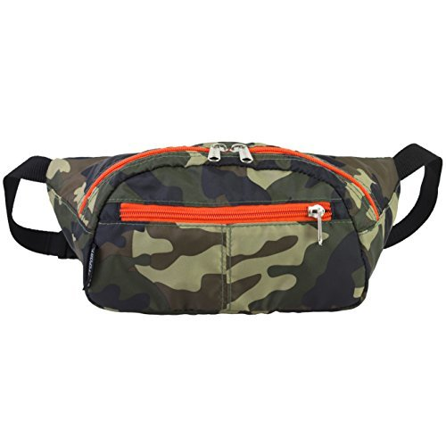 eastsport-absolute-sport-belt-bag-fanny-pack-army-camo-orange-by-eastsport