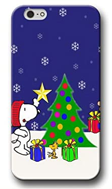 buy Christmas Iphone 6,6S Case, Charlie Brown Christmas Designed Case For Iphone 6S, Coolest Hard Iphone 6 Protective Case