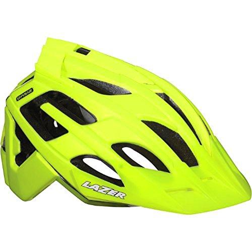 Lazer Oasiz - Casco para bicicleta de montaña, color amarillo