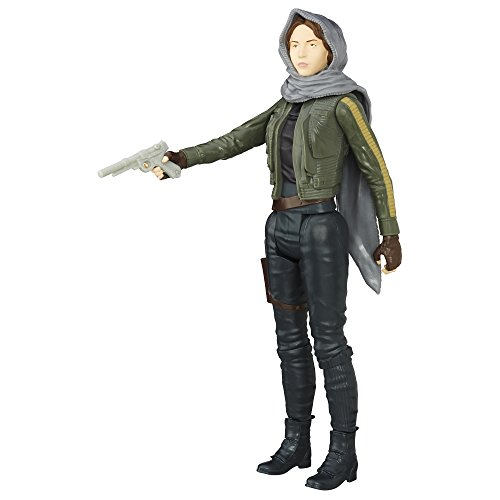 Star Wars Rogue One 12-Inch Sergeant Jyn Erso Figure (Wooky Entertainment Inc compare prices)