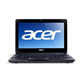 "Acer Aspire One AOD270-1410 10.1"" Netbook $238"
