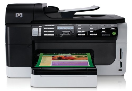 Hp Officejet Pro 8500 All-In-One Printer front-923797