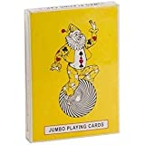 "Jumbo Playing Cards, 7"" x 5"""