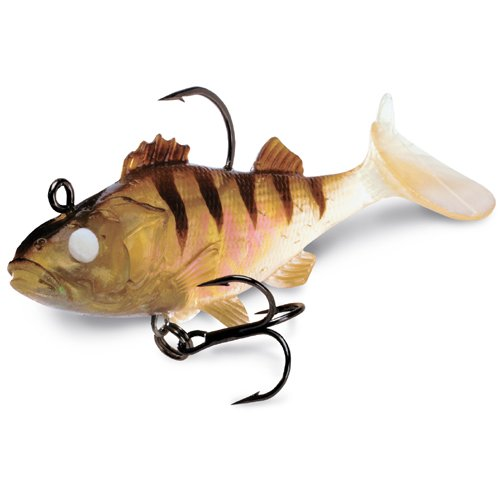 "Best Storm WildEye Live Walleye Swim Baits Size: 4""; 3/8 oz. (WLWE04)  Review"