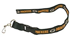 Green Bay Packers NFL Break-Away&quot; Key Lanyard (36&quot;)&quot;