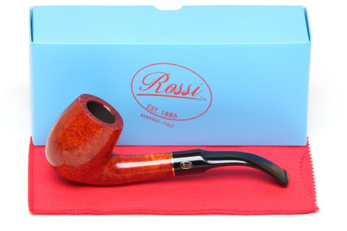 Rossi Siracusa Smooth 607 Tobacco Pipe