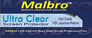 Malbro Platinum Series Ultra Clear Screen Protector for HTC X515 Evo 3D