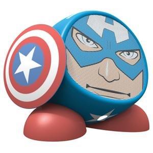 KIDdesigns Capt America Character Speaker - 1