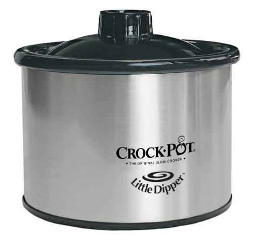 Crock-Pot 32041-C 16-Ounce Little Dipper, Chrome (Slow Cooker Cheap compare prices)