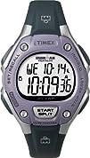 Timex Womens T5K410 Ironman Traditional 30-Lap PurpleBlack