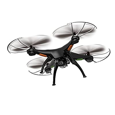 Syma X5SW Explorers2 2.4G 4CH 6-Axis Gyro RC Headless Quadcopter with 0.3MP HD Wifi Camera (FPV) from Syma