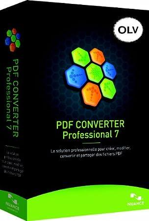 PDF Converter Professional 7.0 - version étudiante (en ligne)