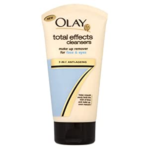 Olay Total Effects Cleansers Make-up Remover