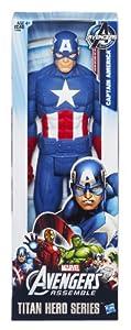 Avengers A4809E270 Figurine - Captain America - 30 cm - Exclusive Special Edition