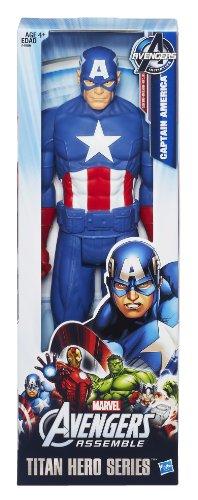 "Hasbro Avengers - 12"" Titan Cap America"