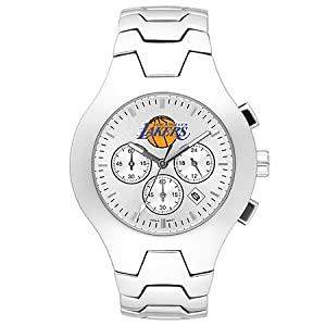 NSNSW22586Q-Mens Hall-of-Fame Los Angeles Lakers Watch by NBA Officially Licensed