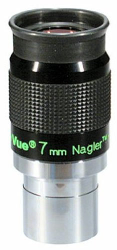 Televue 7mm Nagler Type 6 1 25 inch 1-1 4 in  EyepieceB0001GL3NG