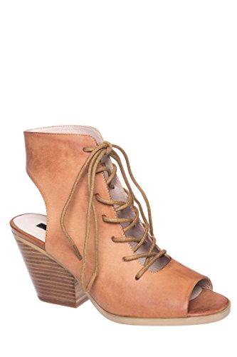 Piper Mid Heel Bootie