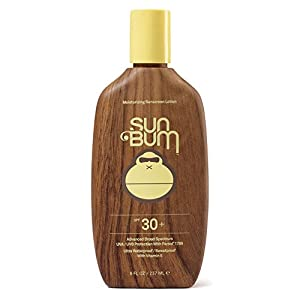 Sun Bum Moisturizing Sunscreen Lotion, 8-Ounce