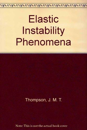 Elastic Instability Phenomena PDF