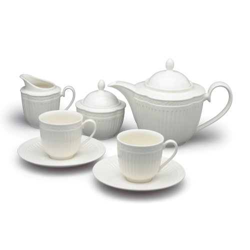 Mikasa Italian Countryside 7-Piece Tea Set