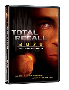 Total Recall 2070: The Complete Series