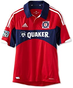 MLS Chicago Fire Replica Away Jersey by adidas
