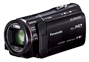 Panasonic デジタルハイビジョンビデオカメラX920  内蔵メモリー64GB 3MOS ブラック HC-X920M-K