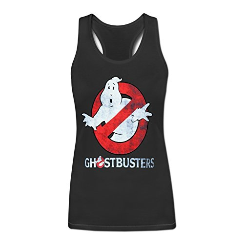 Women's Ghostbusters Graphic Tank Top - 3 Colors - S to XXL